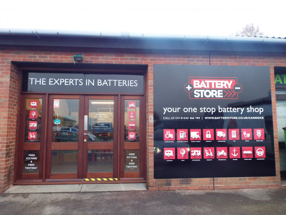 Battery Store Cannock
