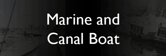 Marine and Canal Boat